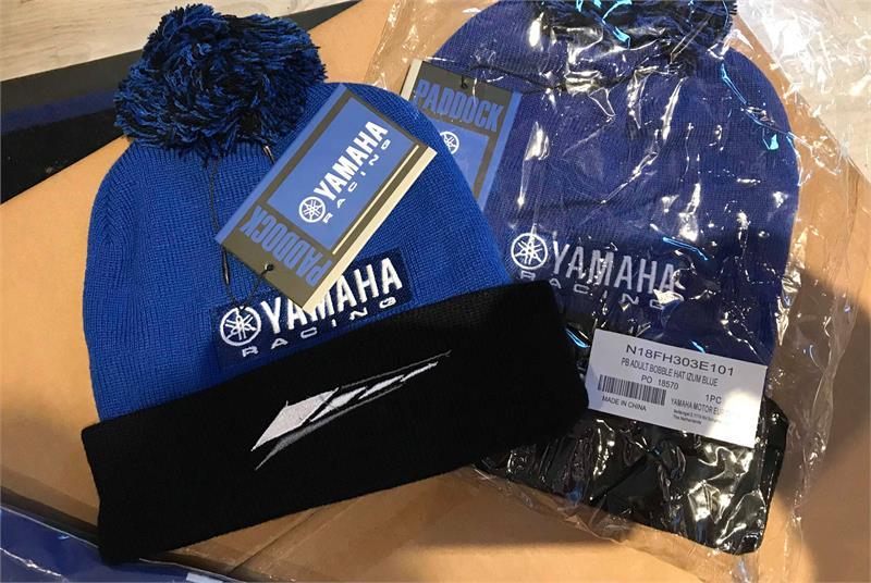Yamaha bobbles